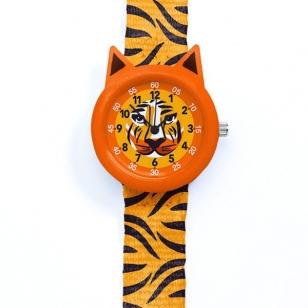 """Vaikiškas laikrodis """"Tigriukas"""""""