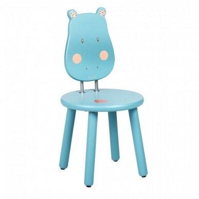 """Vaikiška kėdutė """"Begemotukas"""""""