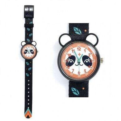 """Vaikiškas laikrodis """"Panda"""" 2"""
