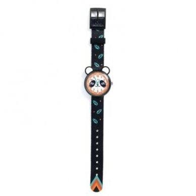 """Vaikiškas laikrodis """"Panda"""""""