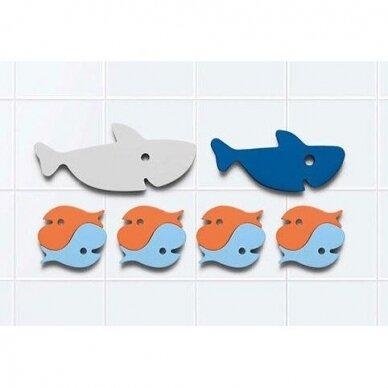 """Vonios žaislas """"Rykliai"""" 2"""