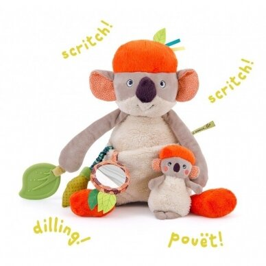 "Veiklos žaislas ""Koala"""