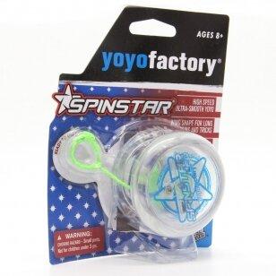 YoYoSpinstar-LED šviečiantis iš abiejų pusių