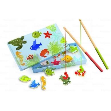 """Žaidimas """"Tropinių žuvų žvejyba"""" 4"""
