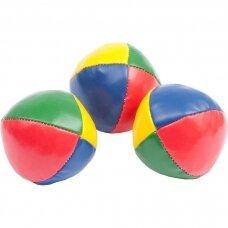 """Žongliravimo kamuoliukai """"Ryškūs"""""""